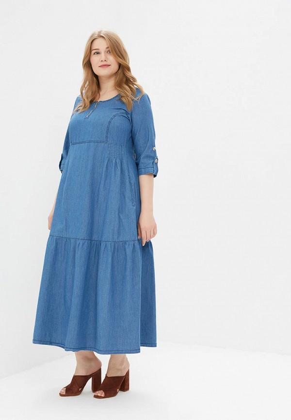 Платье джинсовое Berkline Berkline MP002XW198F2 berkline жакет berkline жцл г бело голубой