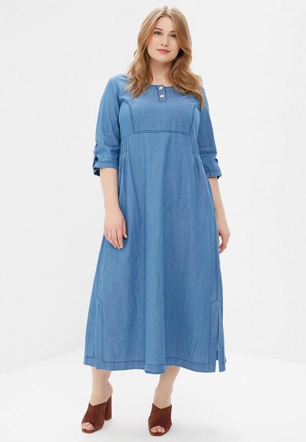 Платье джинсовое Berkline Berkline MP002XW198F4