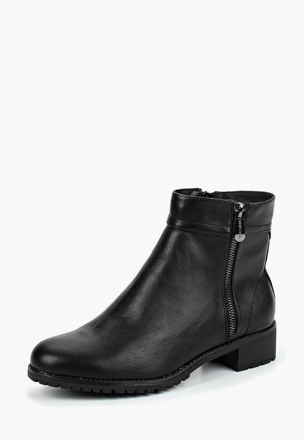 Купить Ботинки T.Taccardi, MP002XW198OR, черный, Осень-зима 2018/2019
