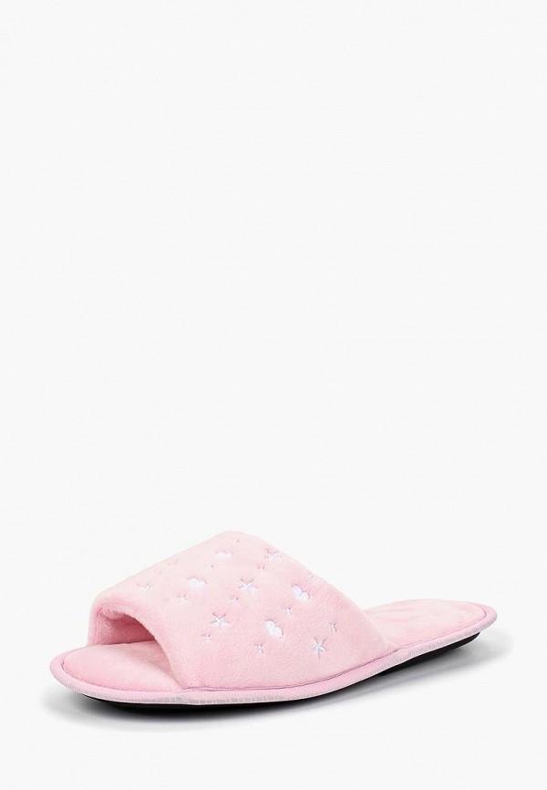 Купить Тапочки T.Taccardi, MP002XW198P2, розовый, Осень-зима 2018/2019