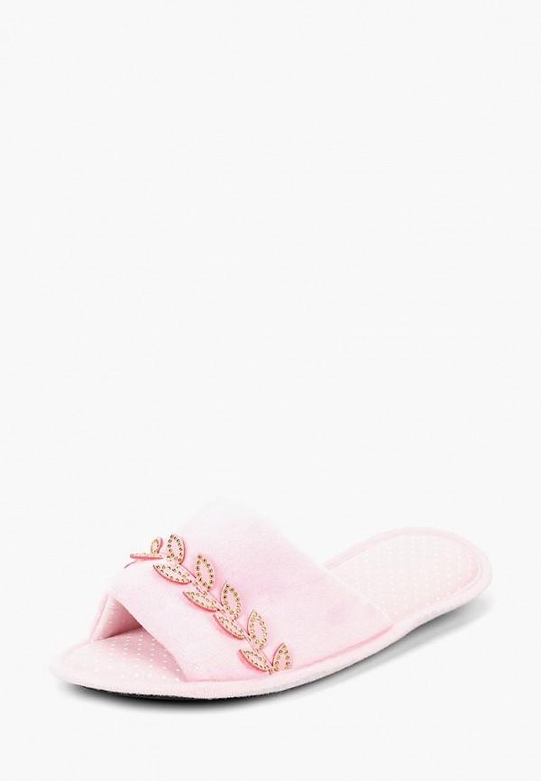 Купить Тапочки T.Taccardi, MP002XW198P3, розовый, Осень-зима 2018/2019