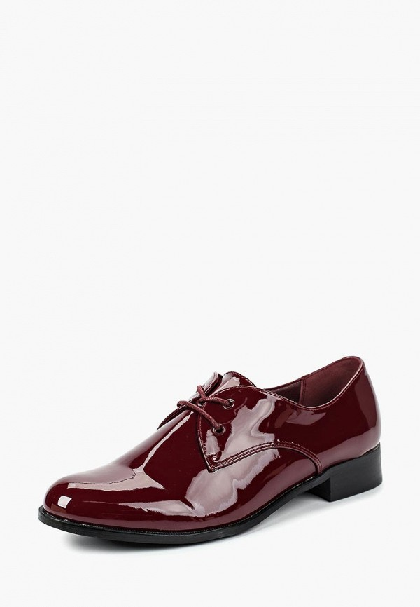 Купить Ботинки T.Taccardi, MP002XW198PB, бордовый, Осень-зима 2018/2019