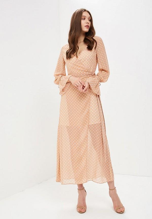 Платье RUXARA, MP002XW198UG, розовый, Весна-лето 2018  - купить со скидкой