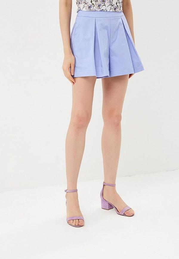 женские повседневные шорты ruxara, голубые