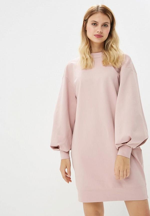 Купить Платье Ruxara, mp002xw198wb, розовый, Весна-лето 2018