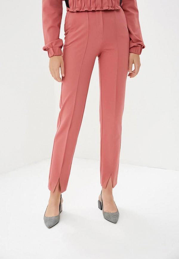женские брюки ruxara, розовые