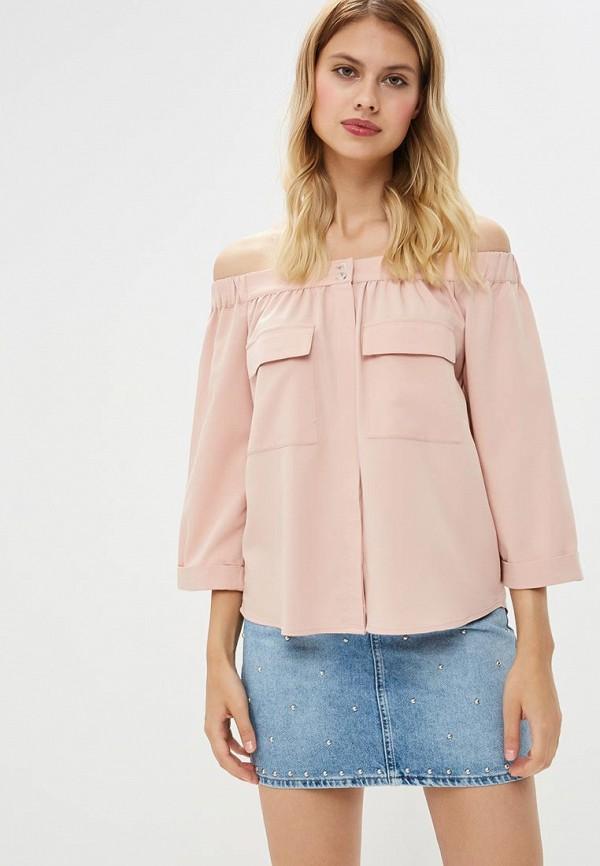 Купить Блуза Ruxara, mp002xw198xn, розовый, Весна-лето 2018