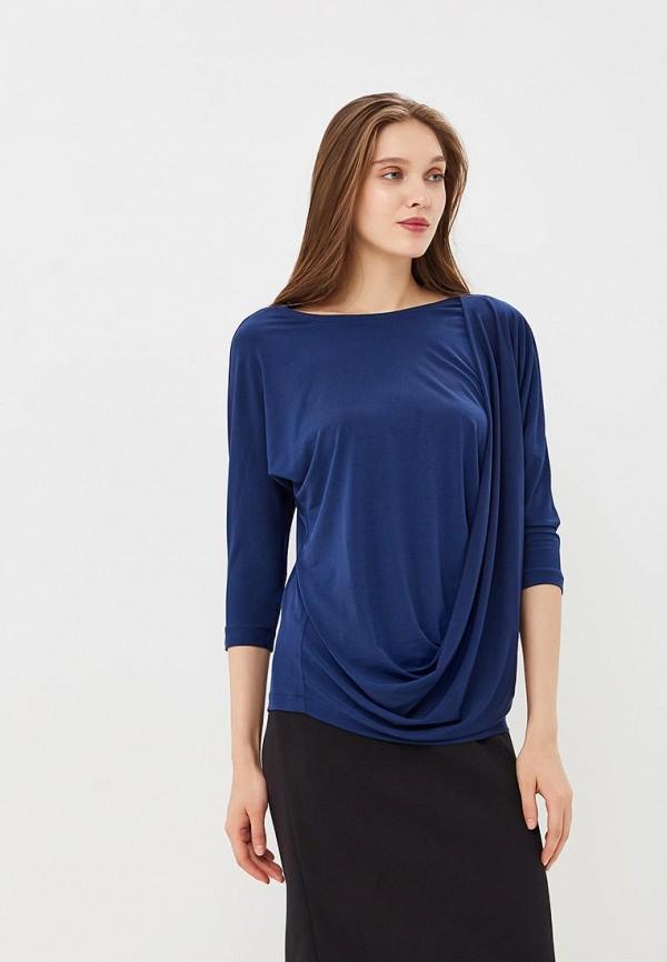 женская блузка ruxara, синяя