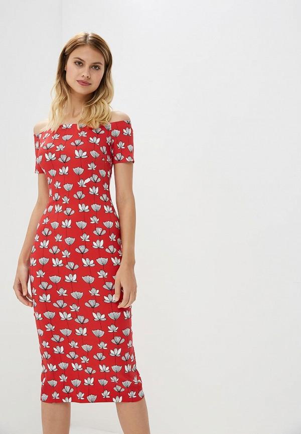 Купить Платье RUXARA, MP002XW198ZZ, красный, Весна-лето 2018