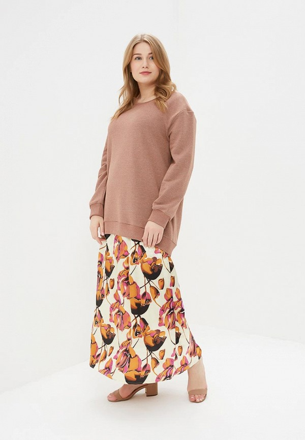 Купить Платье RUXARA, MP002XW1990F, бежевый, Весна-лето 2018