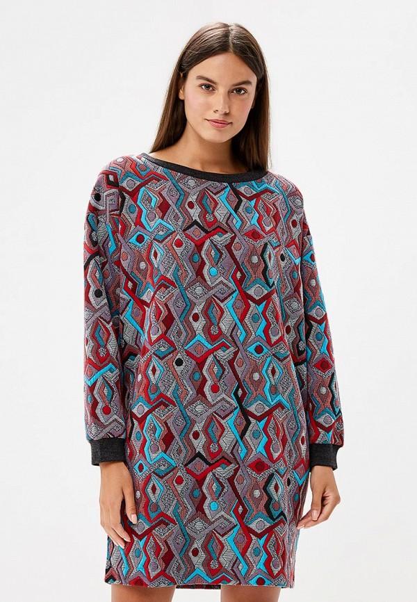 женское повседневные платье ruxara, разноцветное