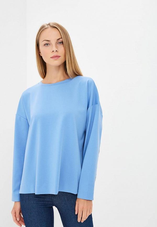 женский свитшот ruxara, голубой