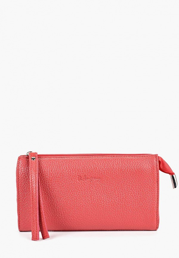 женский кошелёк d.angeny, розовый
