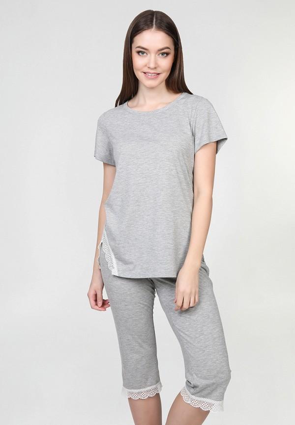 Купить Пижама Melado, MP002XW1995J, серый, Весна-лето 2018