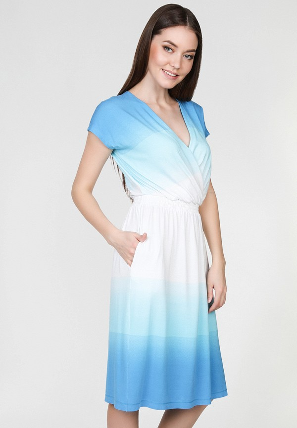 Купить Платье домашнее Melado, MP002XW1995Z, голубой, Весна-лето 2018