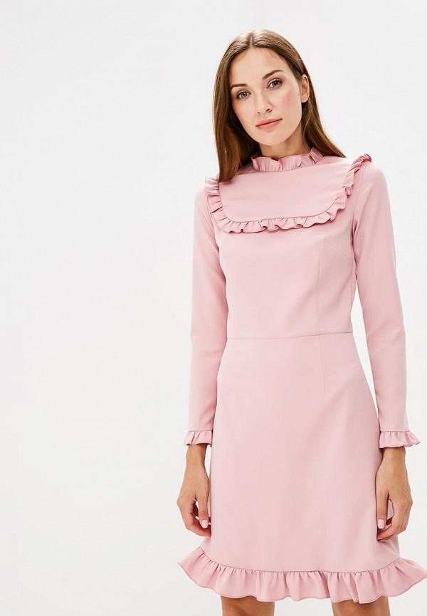 Купить Платье Vittoria Vicci, MP002XW19980, розовый, Весна-лето 2018