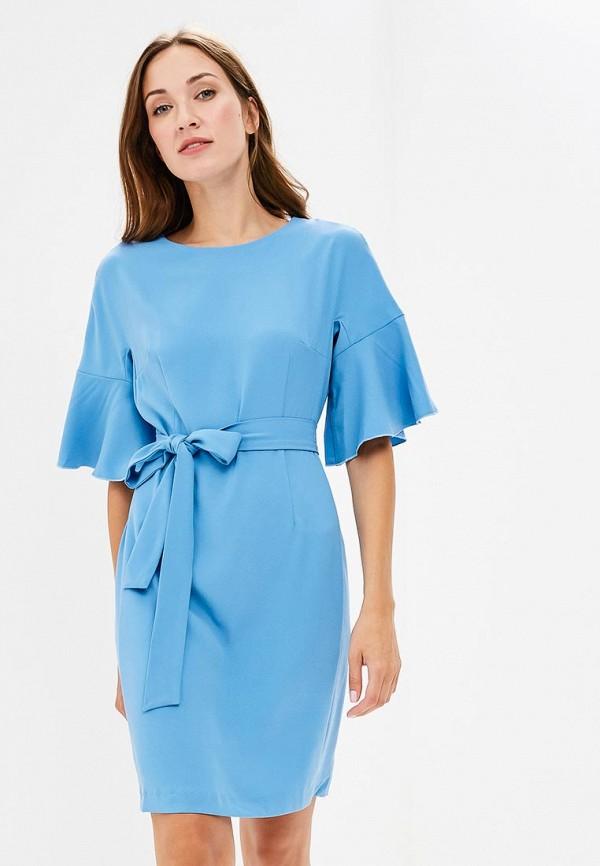 Купить Платье Vittoria Vicci, MP002XW1998A, голубой, Весна-лето 2018