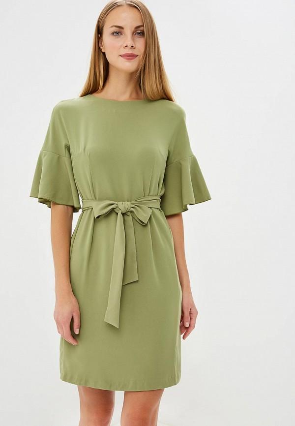 Купить Платье Vittoria Vicci, MP002XW1998E, зеленый, Весна-лето 2018