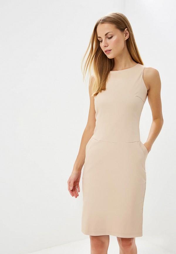 Купить Платье Vittoria Vicci, MP002XW1998F, бежевый, Весна-лето 2018