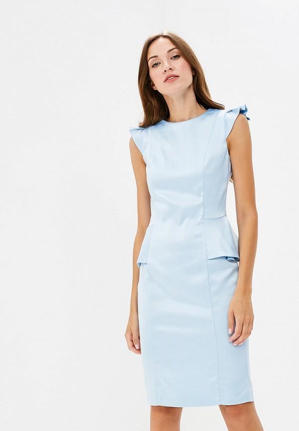 Купить Платье Vittoria Vicci, mp002xw1998m, голубой, Весна-лето 2018