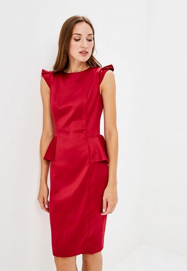 Купить Платье Vittoria Vicci, MP002XW1998N, бордовый, Весна-лето 2018