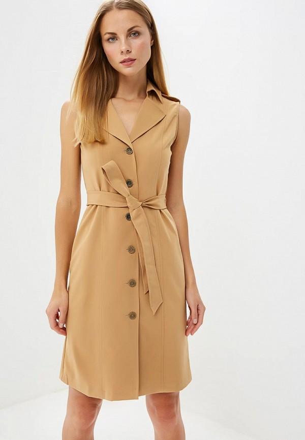 Купить Платье Vittoria Vicci, MP002XW1999C, бежевый, Весна-лето 2018