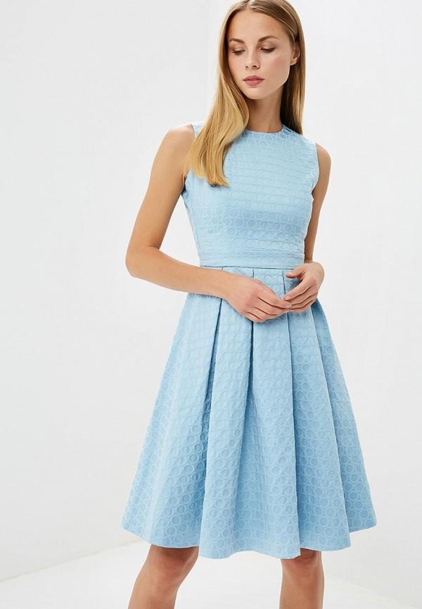 Купить Платье Vittoria Vicci, MP002XW1999E, голубой, Весна-лето 2018