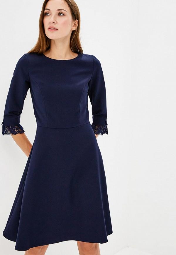Купить Платье Vittoria Vicci, MP002XW1999S, синий, Весна-лето 2018