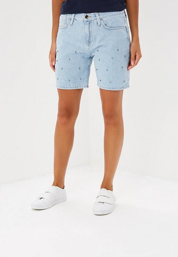 Купить Шорты джинсовые Colin's, mp002xw199c8, голубой, Весна-лето 2018