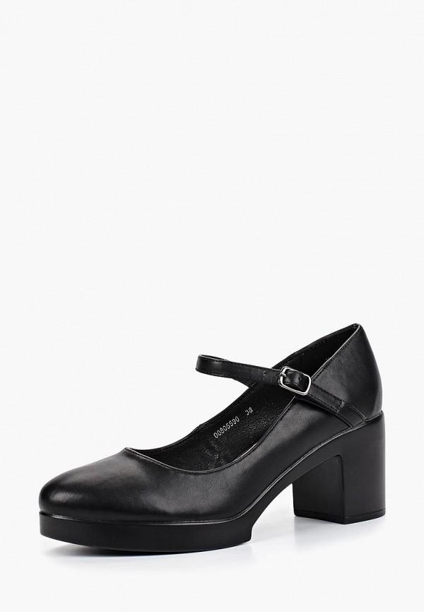 Купить Туфли T.Taccardi, MP002XW199GQ, черный, Осень-зима 2018/2019