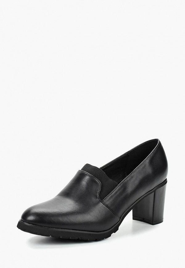 Купить Туфли T.Taccardi, MP002XW199I8, черный, Осень-зима 2018/2019