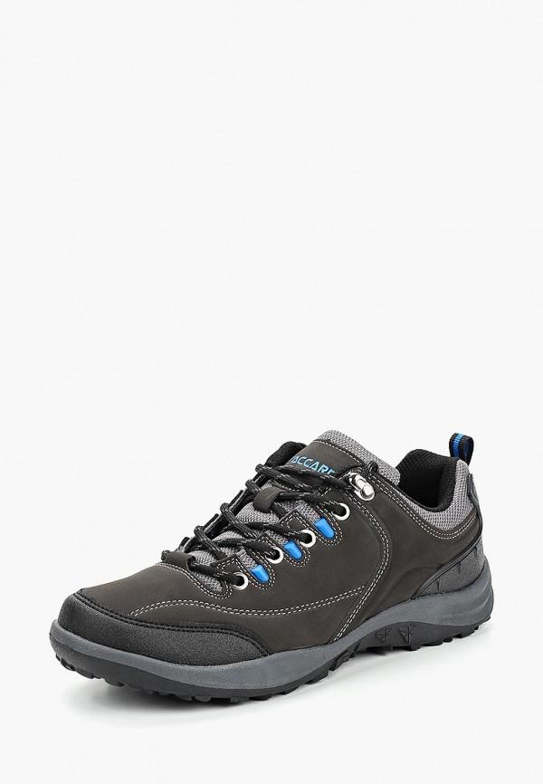 Ботинки трекинговые T.Taccardi цвет серый