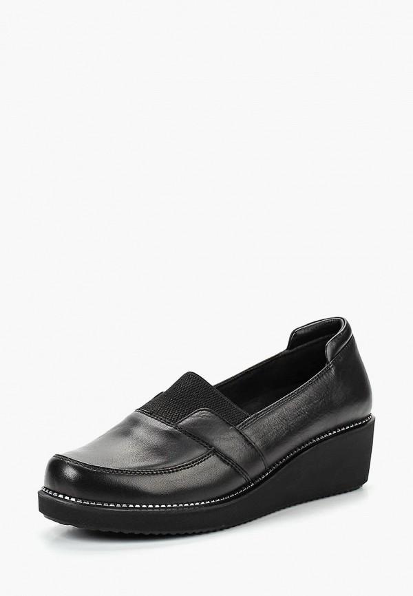 Туфли Alessio Nesca, MP002XW199K2, черный, Осень-зима 2018/2019  - купить со скидкой