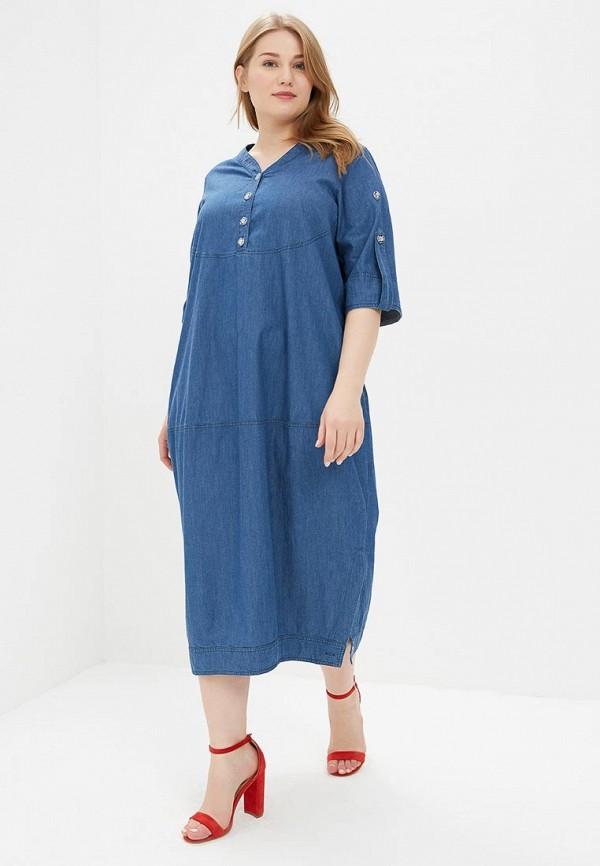 Платье джинсовое Berkline Berkline MP002XW199KE