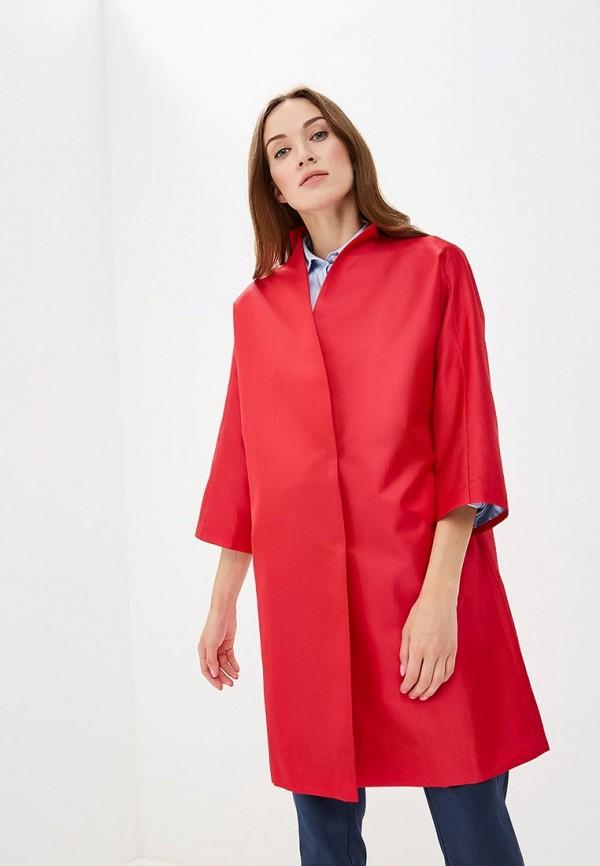 женское пальто luv, розовое