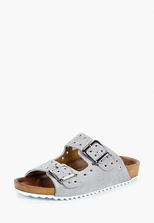 женские сандалии marco bonne', серые