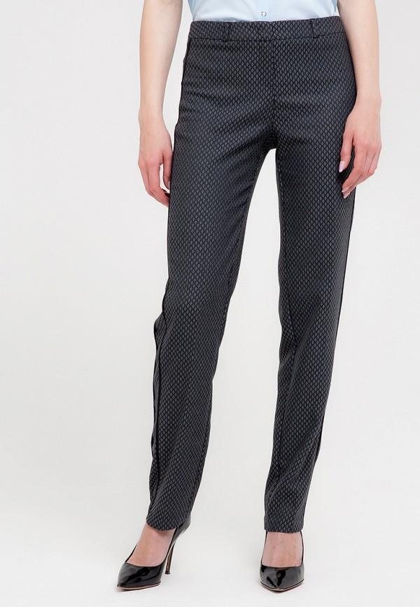 женские прямые брюки d'lys, серые