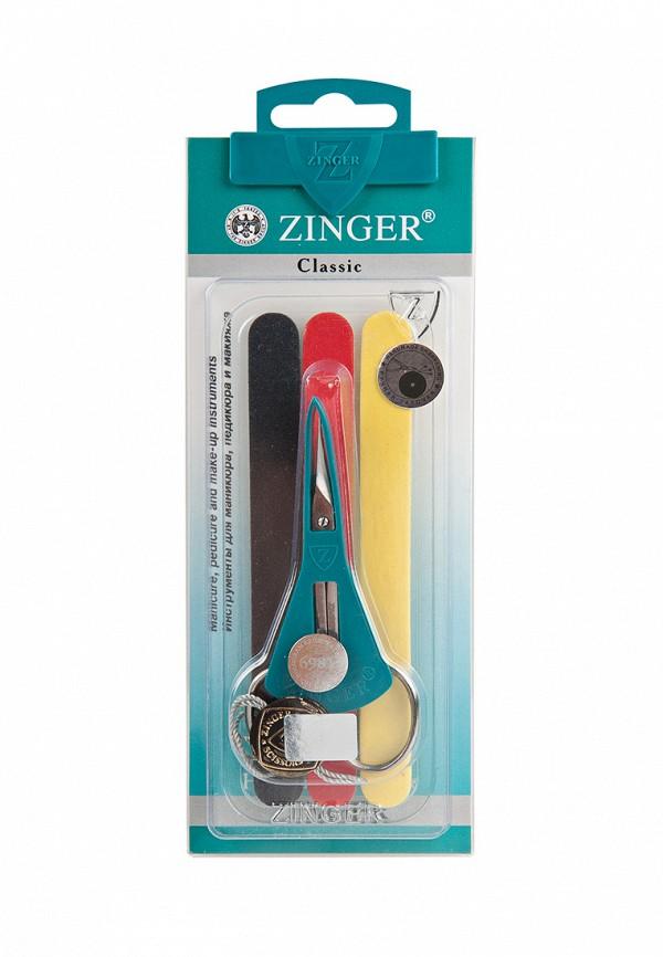 Набор маникюрный Zinger Zinger MP002XW19A52 маникюрные наборы balvi маникюрный набор l hedoniste