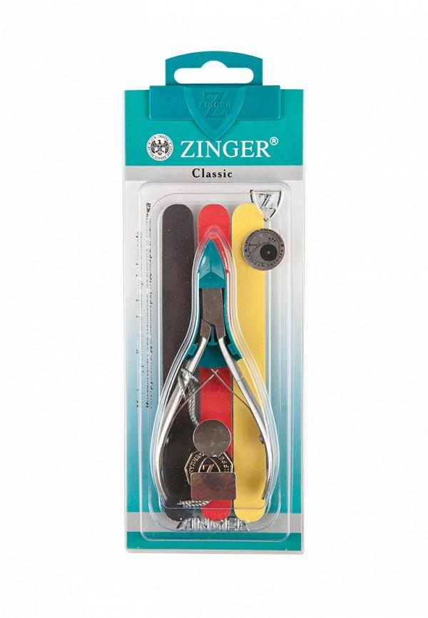 Набор маникюрный Zinger Zinger MP002XW19A53 маникюрные наборы balvi маникюрный набор l hedoniste