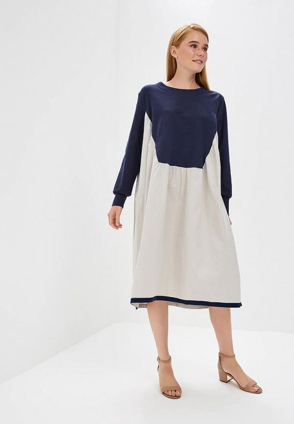женское платье isyw i sew you wear, разноцветное