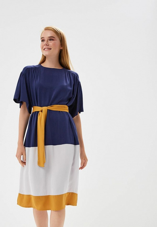 женское платье isyw i sew you wear, синее