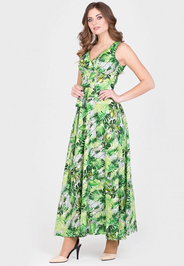 Купить Платье Filigrana, MP002XW19A72, зеленый, Весна-лето 2018