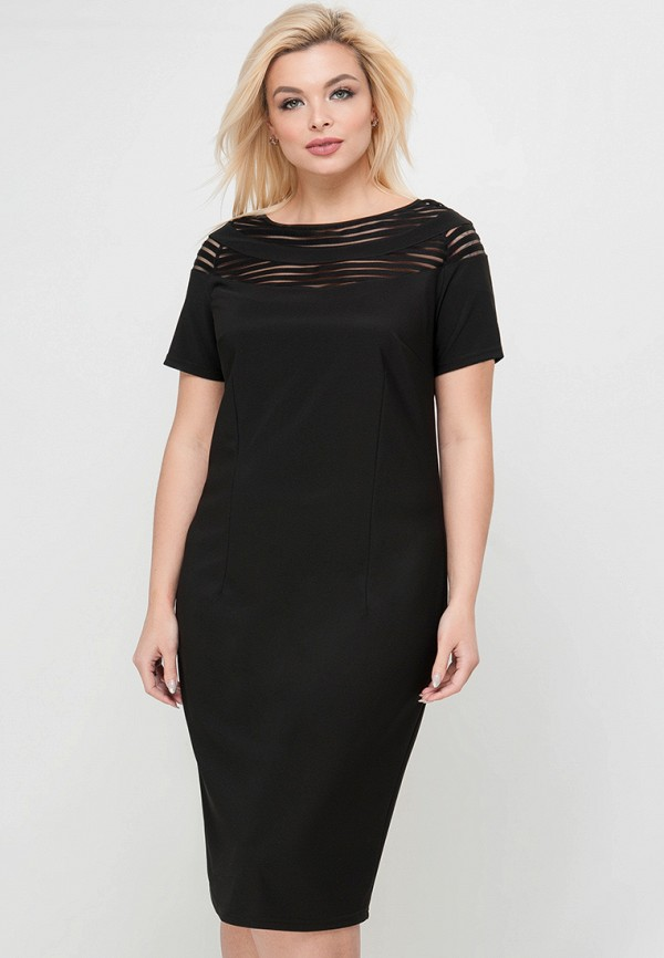 Фото - Платье Limonti черного цвета