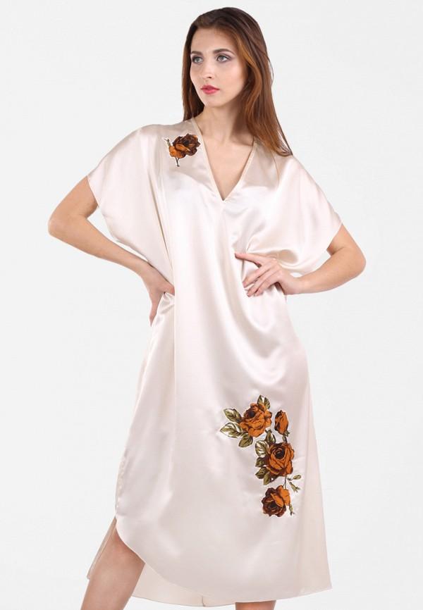 женское платье panove, бежевое