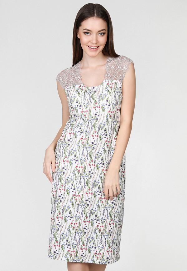 Купить Сорочка ночная Melado, mp002xw19ai8, белый, Весна-лето 2018