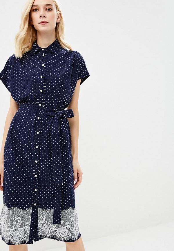 Купить Платье Eliseeva Olesya, MP002XW19AKW, синий, Весна-лето 2018