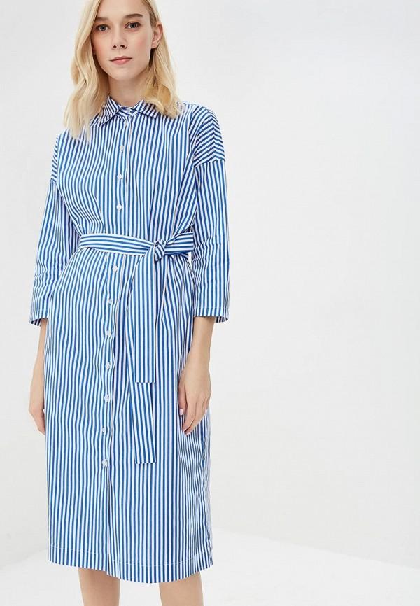 Купить Платье Eliseeva Olesya, MP002XW19AKZ, синий, Весна-лето 2018