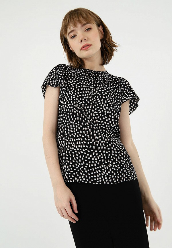 Купить Блуза Lime, MP002XW19ANF, черный, Весна-лето 2018