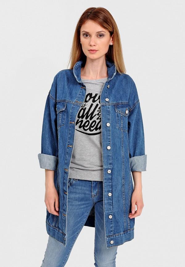 Куртка джинсовая F5 F5 MP002XW19AOO f5 f5 ff101emdln94