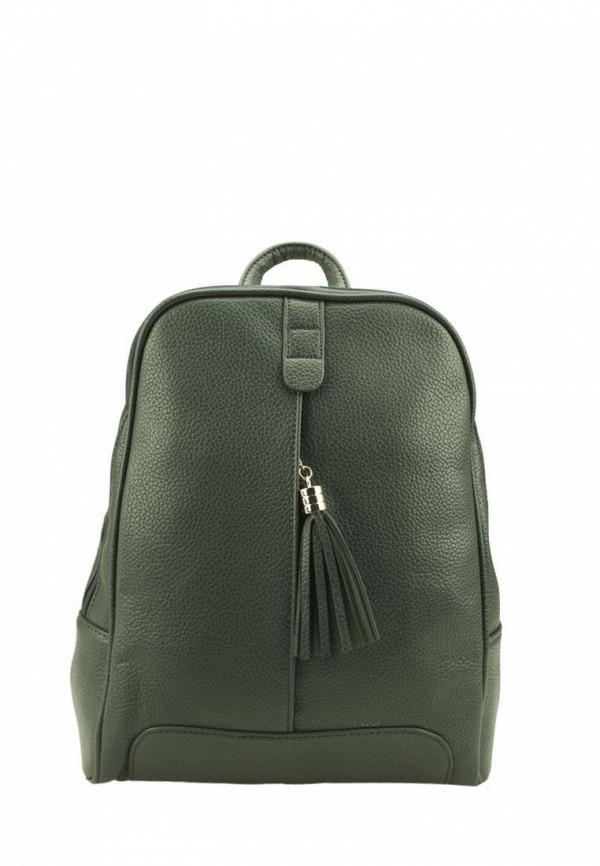женский рюкзак dda, зеленый